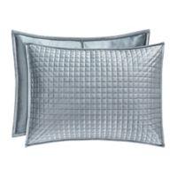 J. Queen New York™ Glacier King Pillow Sham in Blue