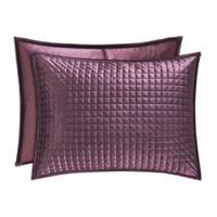 J. Queen New York™ Glacier Standard Pillow Sham in Amethyst