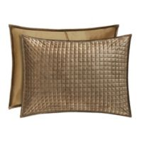 J. Queen New York™ Glacier King Pillow Sham in Gold