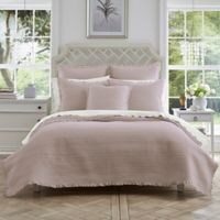 Piper & Wright Hadley King Coverlet in Lavender