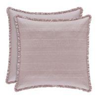 Piper & Wright Hadley European Pillow Sham in Lavender