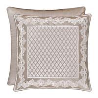 J. Queen New York Bel Air European Pillow Sham in Sand