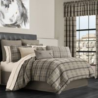 J.Queen New York™ Sutton California King Comforter Set in Graphite