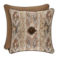 J. Queen New York™ Brave 20-Inch Square Throw Pillow in Rust