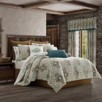 J. Queen New York™ Phoenix Queen Comforter Set in Spa