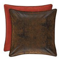 J. Queen New York™ Taos European Pillow Sham in Brown