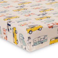 Glenna Jean Happy Camper Crib Sheet