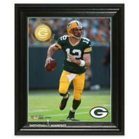 NFL Aaron Rodgers Elite Series Minted Coin Photo Mint