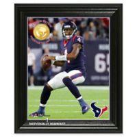 NFL Deshaun Watson Elite Series Minted Coin Photo Mint