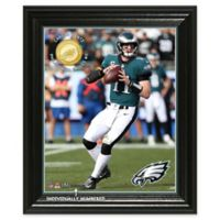 NFL Carson Wentz Elite Series Minted Coin Photo Mint