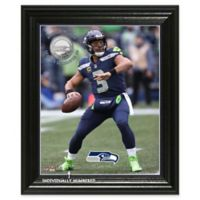 NFL Russell Wilson Elite Series Minted Coin Photo Mint