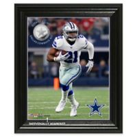NFL Ezekiel Elliott Elite Series Minted Coin Photo Mint