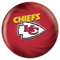NFL Kansas City Chiefs 6 lb. Swirl Bowling Ball