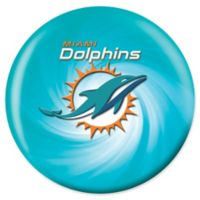 NFL Miami Dolphins 6 lb. Swirl Bowling Ball