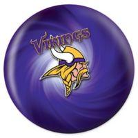 NFL Minnesota Vikings 10 lb. Swirl Bowling Ball