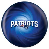 NFL New England Patriots 16 lb. Swirl Bowling Ball