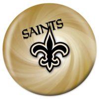 NFL New Orleans Saints 10 lb. Swirl Bowling Ball