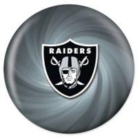 NFL Oakland Raiders Swirl 10 lb. Bowling Ball