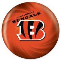 NFL Cincinnati Bengals 10 lb. Swirl Bowling Ball