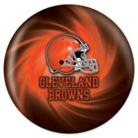 NFL Cleveland Browns 10 lb. Swirl Bowling Ball