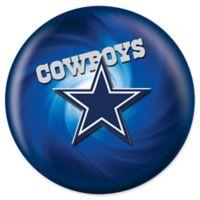 NFL Dallas Cowboys 10 lb. Swirl Bowling Ball