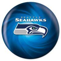 NFL Seattle Seahawks Swirl 14 lb. Bowling Ball