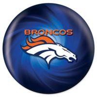NFL Denver Broncos 6 lb. Swirl Bowling Ball