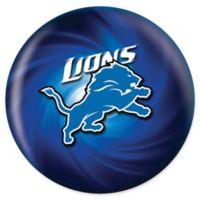 NFL Detroit Lions 10 lb. Swirl Bowling Ball