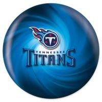 NFL Tennessee Titans Swirl 14 lb. Bowling Ball