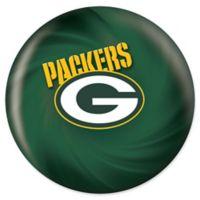 NFL Green Bay Packers 10 lb. Swirl Bowling Ball