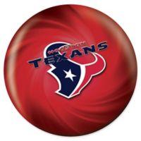 NFL Houston Texans 10 lb. Swirl Bowling Ball
