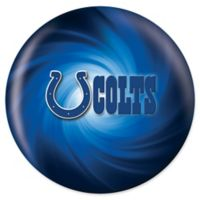 NFL Indianapolis Colts 10 lb. Swirl Bowling Ball