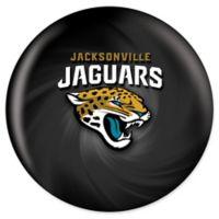 NFL Jacksonville Jaguars 15 lb. Swirl Bowling Ball