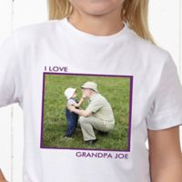 Picture Perfect Personalized Hanes® Youth T-Shirt