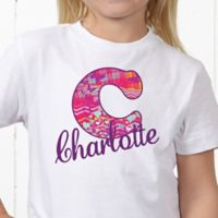 Her Name Personalized Hanes® Youth T-Shirt