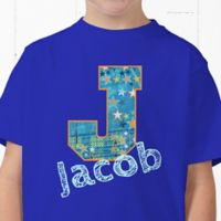 His Name Personalized Hanes® Youth T-Shirt