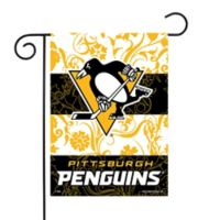 NHL Pittsburgh Penguins Garden Flag