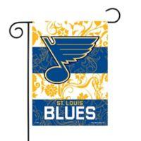 NHL St. Louis Blues Garden Flag