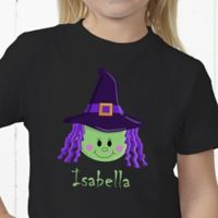 Lil' Witch Personalized Hanes® Youth T-Shirt