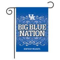 University of Kentucky Garden Flag
