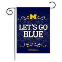 University of Michigan Garden Flag
