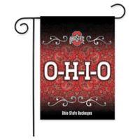 Ohio State University Garden Flag