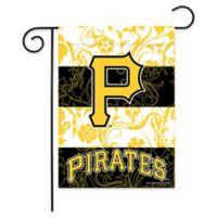 MLB Pittsburgh Pirates Garden Flag