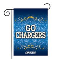 NFL Los Angeles Chargers Garden Flag