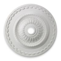 ELK Lighting Brookdale 30-Inch Ceiling Medallion in White