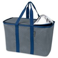 CleverMade SnapBasket Thermo Collapsible Shopping Tote