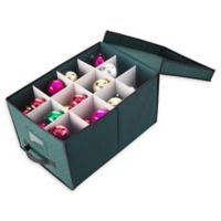 "Elf Stor 18"" Christmas Ornament Storage Chest"
