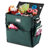 "Elf Stor 21"" Gift Bag Organizer in Green"