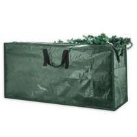 Elf Stor 9-Foot Artificial Christmas Tree Storage Bag in Green