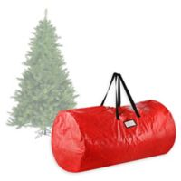 Elf Stor Premium 9-Foot Christmas Tree Bag in Red